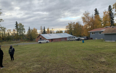 HELP FUND OUR MISSION CENTER PROPERTY IN ALASKA